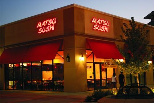 Matsu Sushi Night 3